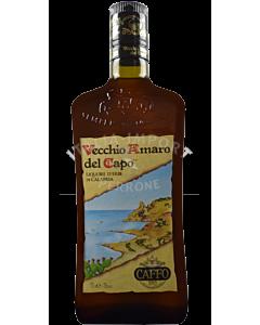 Caffo Vecchio Amaro del Capo - Kräuterlikör (700ml)