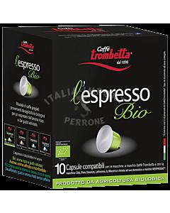 Kapseln-10Stk-Caffè-Trombetta-ökoligsch-webshop-italia-import