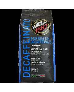 Decaffeinato – entkoffeinierte, ganze Bohne (1kg)