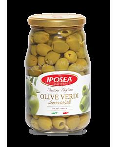 iposea-olive-verdi-denocciolate-290g-webshop-italia-import