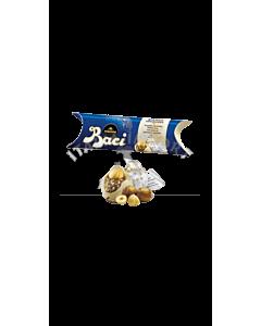 Baci Perugina bianco – weiße Schokoladenpralinen mit Haselnussfüllung (37,5g)