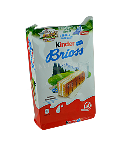 Kinder Brioss con Latte (280g)
