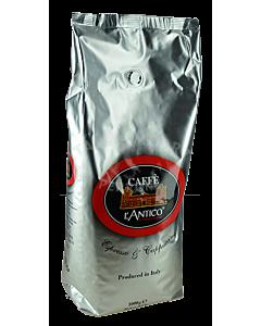 Espresso & Cappuccino Silber - ganze Kaffeebohnen (1kg)