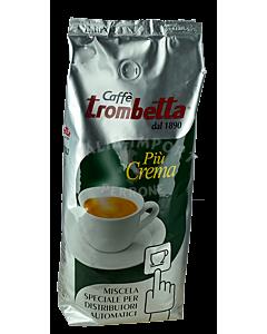 Più Crema ganze Bohnen (1kg)