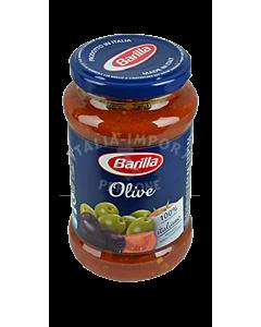 Olive - Tomatensauce mit Oliven (400g)