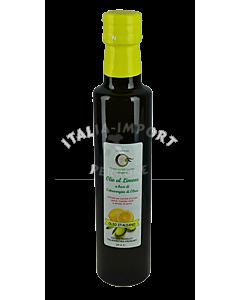 Olio al Limone Extravergine di Olive (250ml)