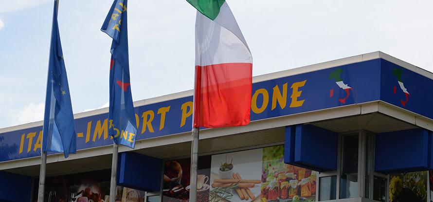 Italia Import Perrone Fahnen