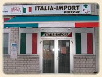 italia import 1989