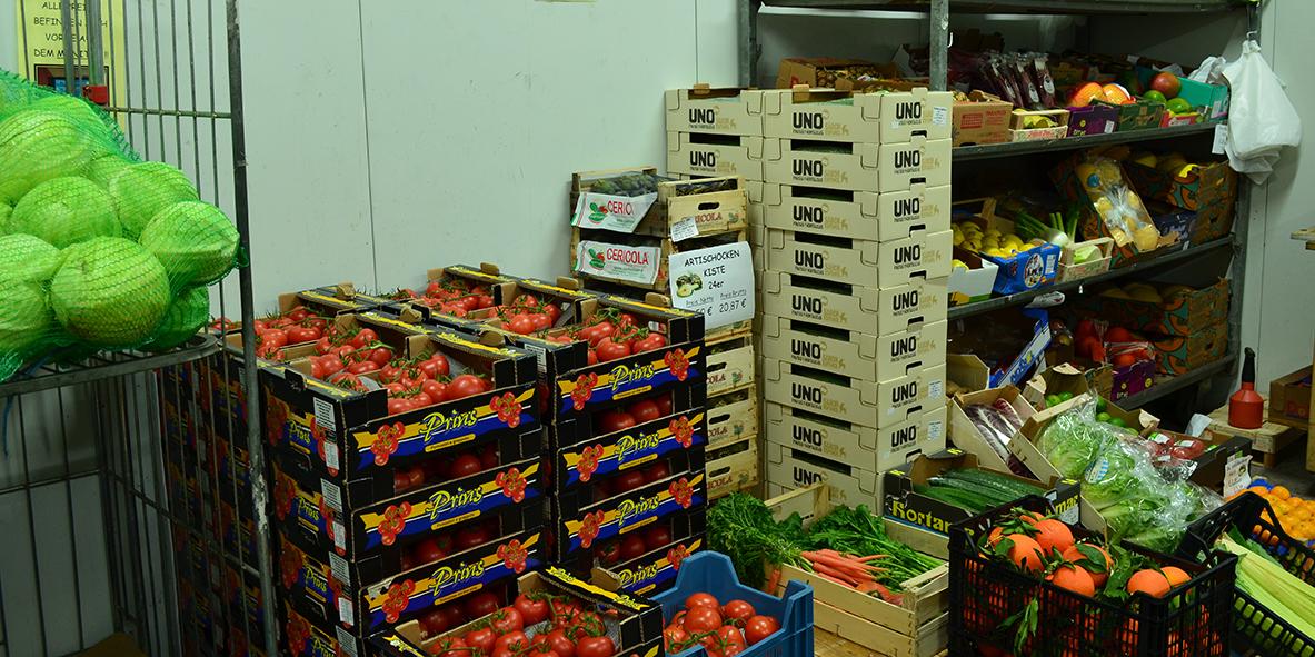 Italia-Import Perrone Obst und Gemuese
