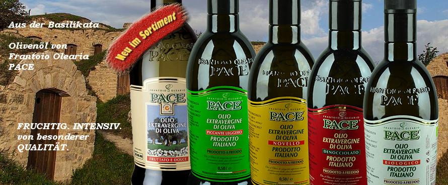 Pace Olivenöl